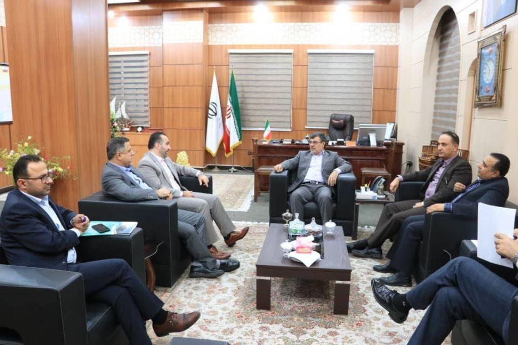 Tose'e Ta'avon Bank Participation in Hormozgan province Production and Tourism Plans