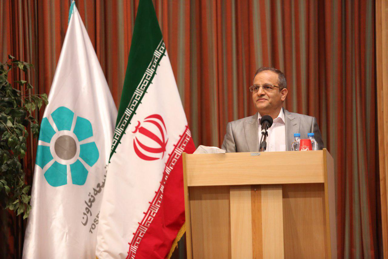 پیام مدیرعامل بانک توسعه تعاون به مناسبت روز صنعت و معدن