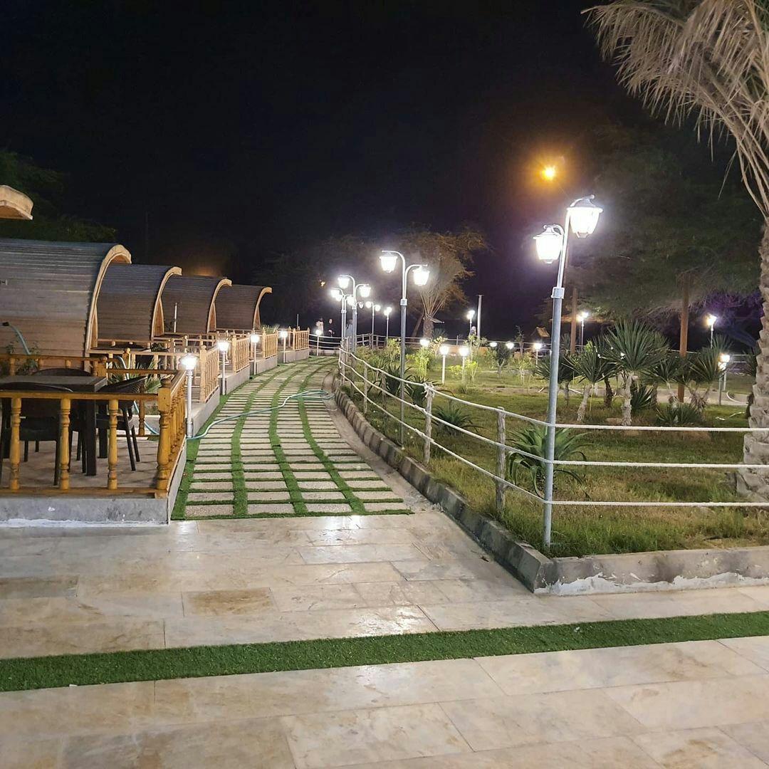 بهره برداری از مجموعه گردشگری و اقامتی «درسا» در بوشهر