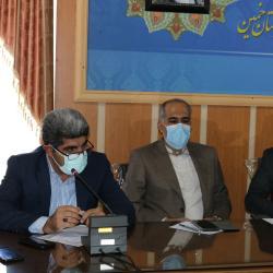 مدیر شعب استان مرکزی : تا پایان سال 1399 در شهرستان خمین 185 میلیارد ریال تسهیلات در قالب 400 پرداخت گردیده است.