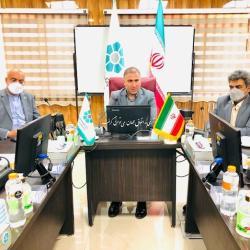 جلسه ارزیابی عملکرد و آنالیز شعب استان سیستان و بلوچستان برگزار شد