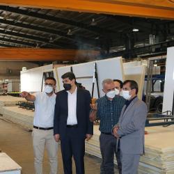 رشد 57 درصدی پرداخت تسهیلات بانک توسعه تعاون استان البرز