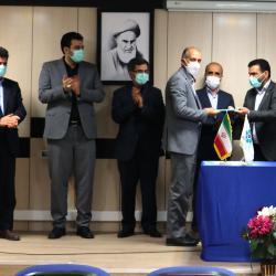 تقدیر از شعب برتر بانک توسعه تعاون آذربایجان شرقی