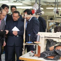 100 میلیارد ریال تسهیلات به تولید کنندگان کفش دستدوز پرداخت می شود