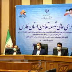 تسهیلات پرداختی بانک توسعه تعاون در استان فارس تا پایان امسال به 15000 میلیارد ریال خواهد رسید