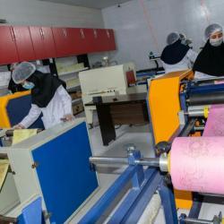 حمایت 4 میلیاردی بانک توسعه تعاون از شرکت تولیدی بخت آفرین
