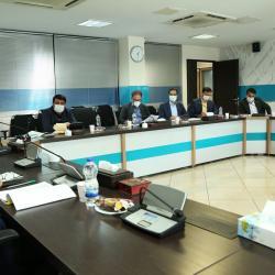 برگزاری جلسه ارزیابی عملکرد مدیریت شعب بانک توسعه تعاون استان قم