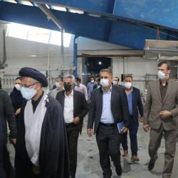 افتتاح بزرگترین خط کشتار صنعتی بلدرچین شمال غرب کشور در زنجان
